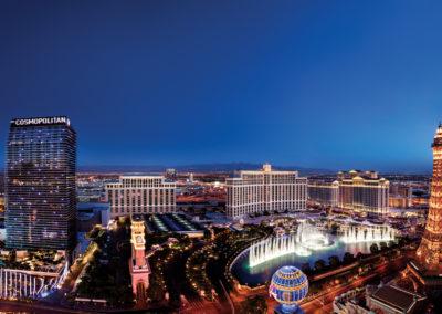 Las Vegas – Lancement Level