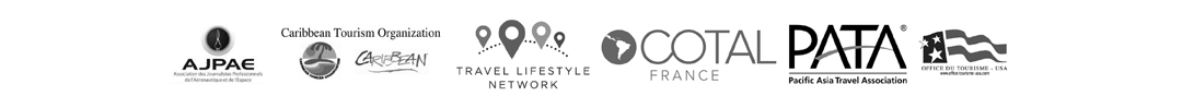 GroupExpression est membre de l'AJPAE, de l'AJT, du CTO, de Travel Lifestyle Network, de la COTAL, de la PATA et du VUSA