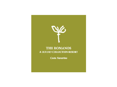 The Romanos Costa Navarino logo