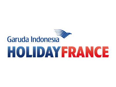 GARUDA INDONESIA HOLIDAY FRANCE