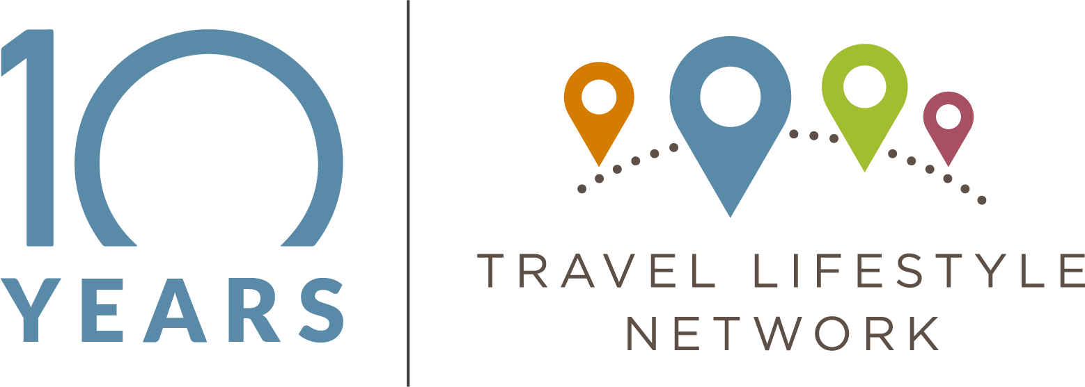 Logo travel lifestyle network