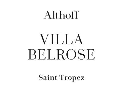 VILLA BELROSE – ST TROPEZ, FRANCE