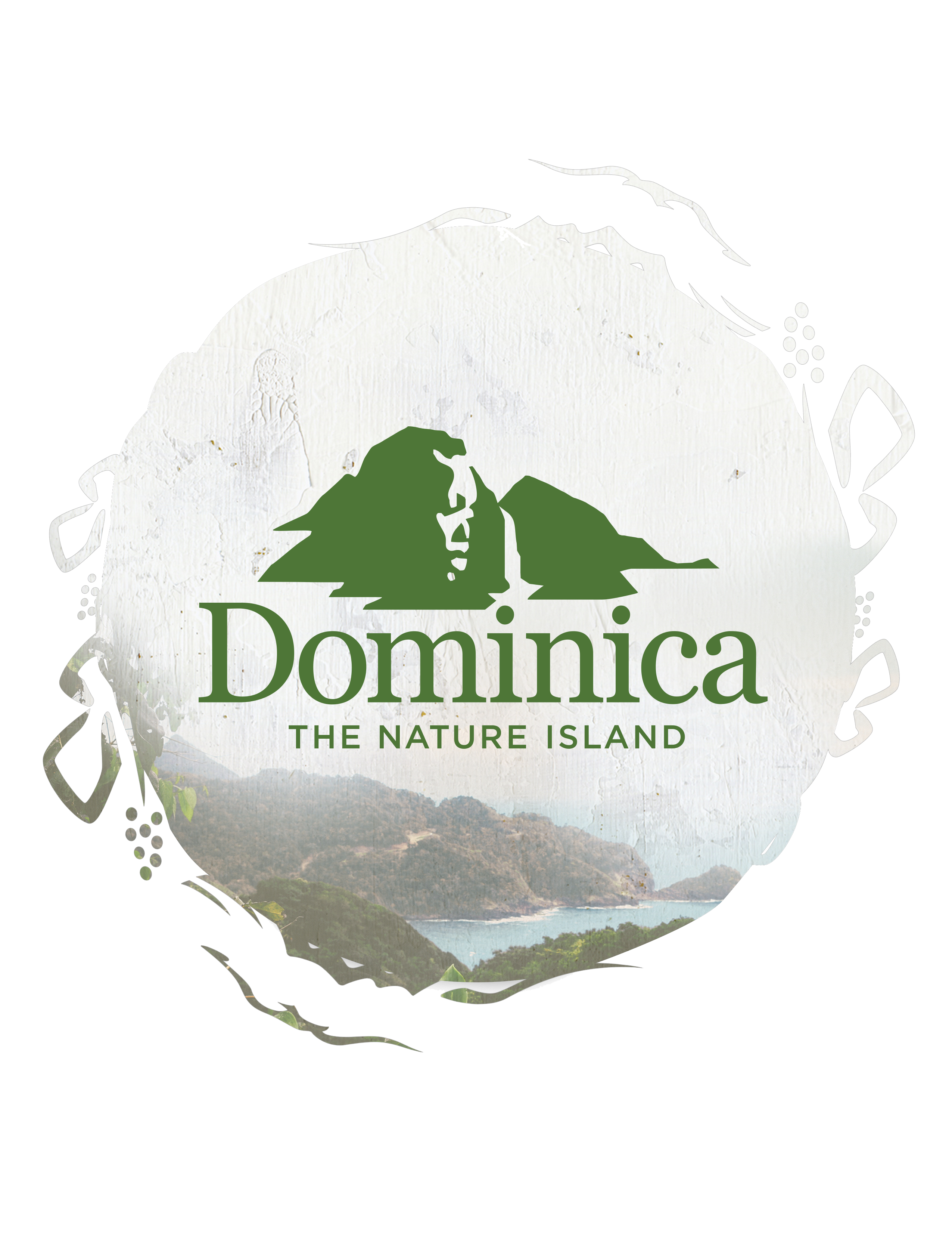 Logo office du tourisme Dominique