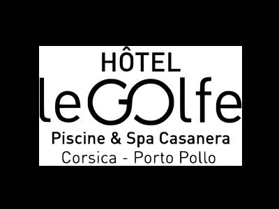 Logo hôtel le Golfe