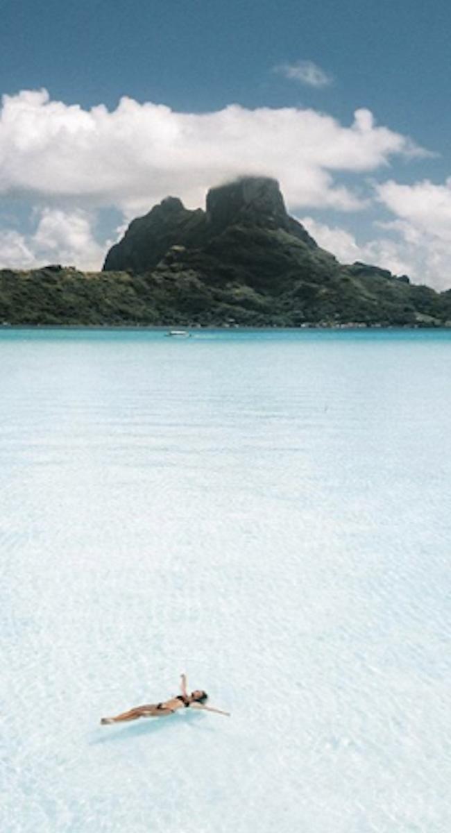 @blondiiebaby en Polynésie